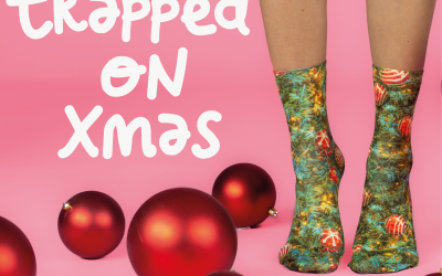 Este año estamos… ¡¡Trapped on XMAS!!